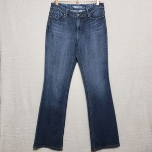 Embellished & Embroidered Bootcut Jeans*Chico's*